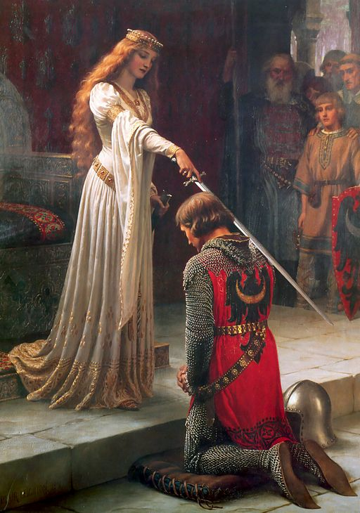 512px-Accolade_by_Edmund_Blair_Leighton